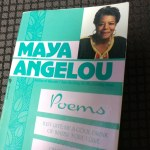 Maya Angelou's book of Poems